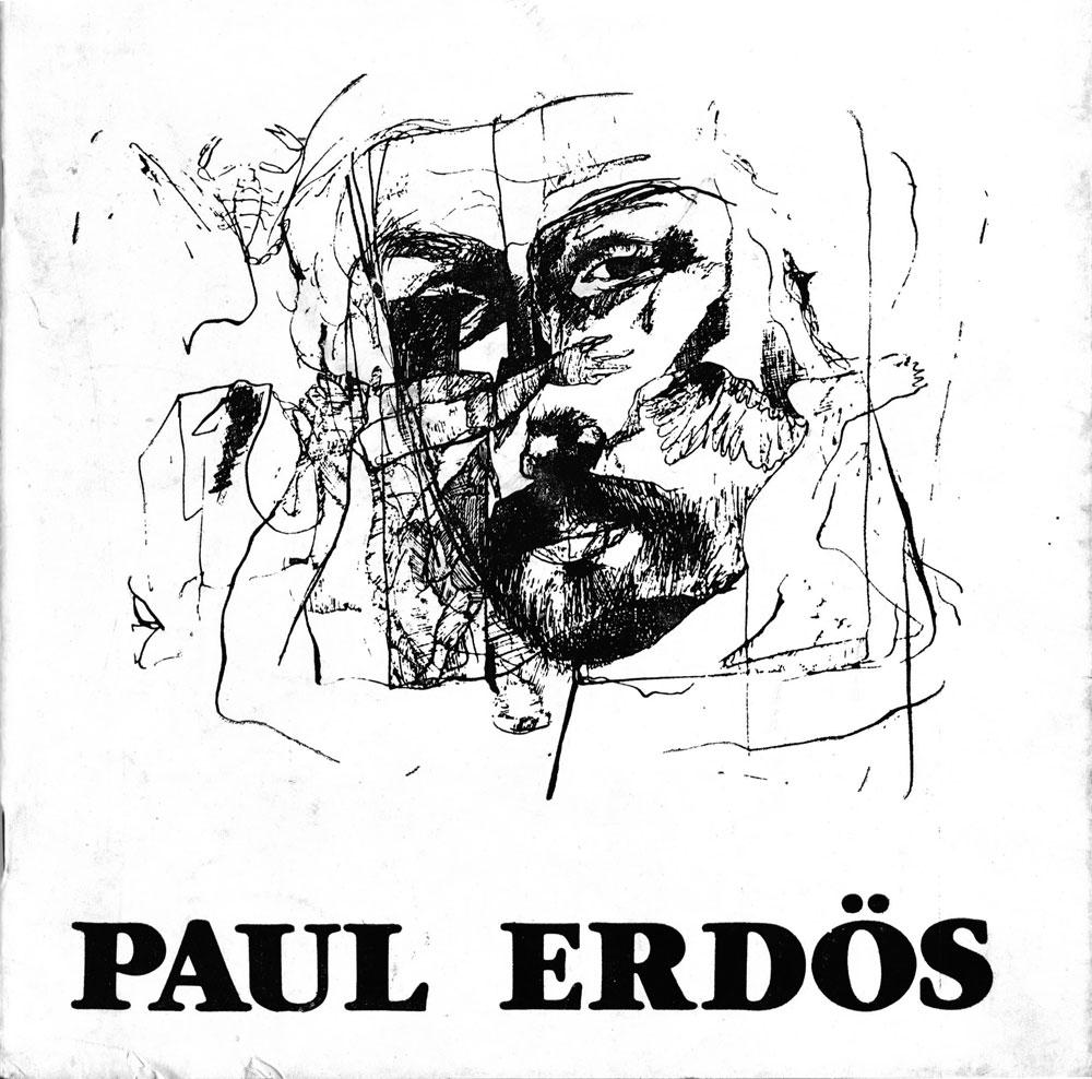 Paul Erdos, catalog expozitie retrospectiva, Muzeul de Arta al RSR, 1989