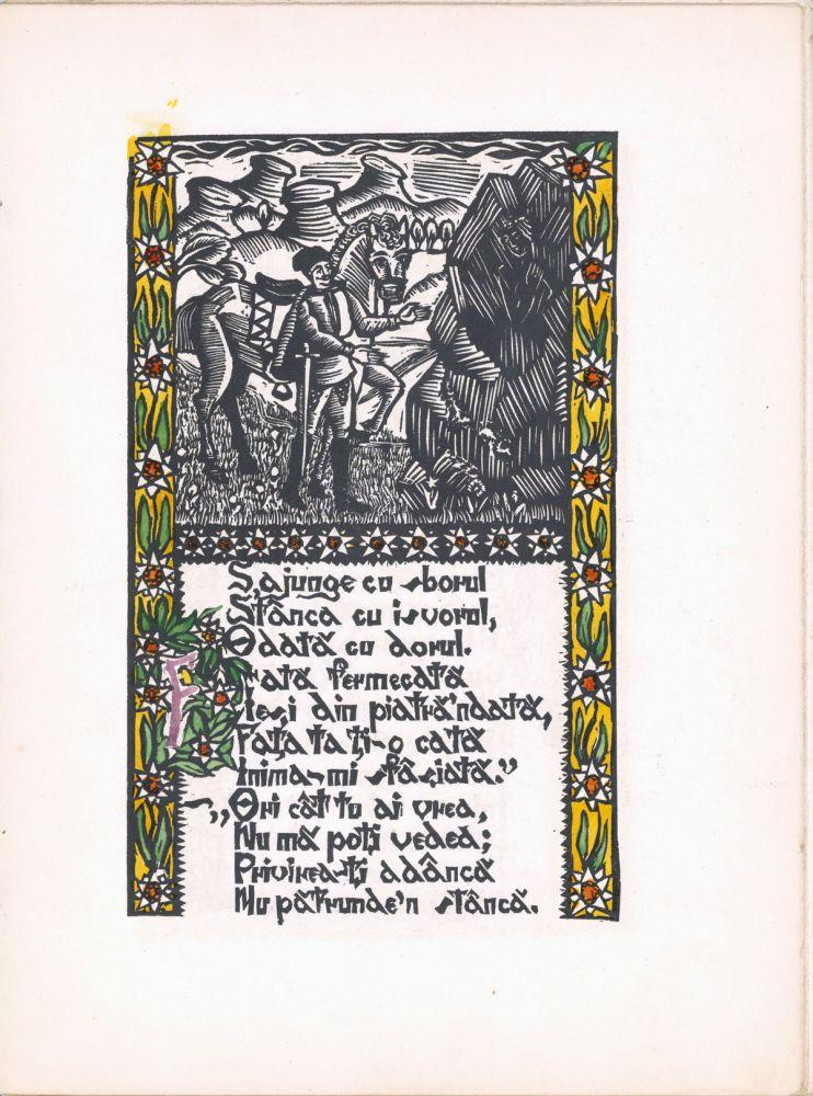 Marcel Olinescu, Vasile Alecsandri, Erculan Capitan Roamlean, 1944, pg 5