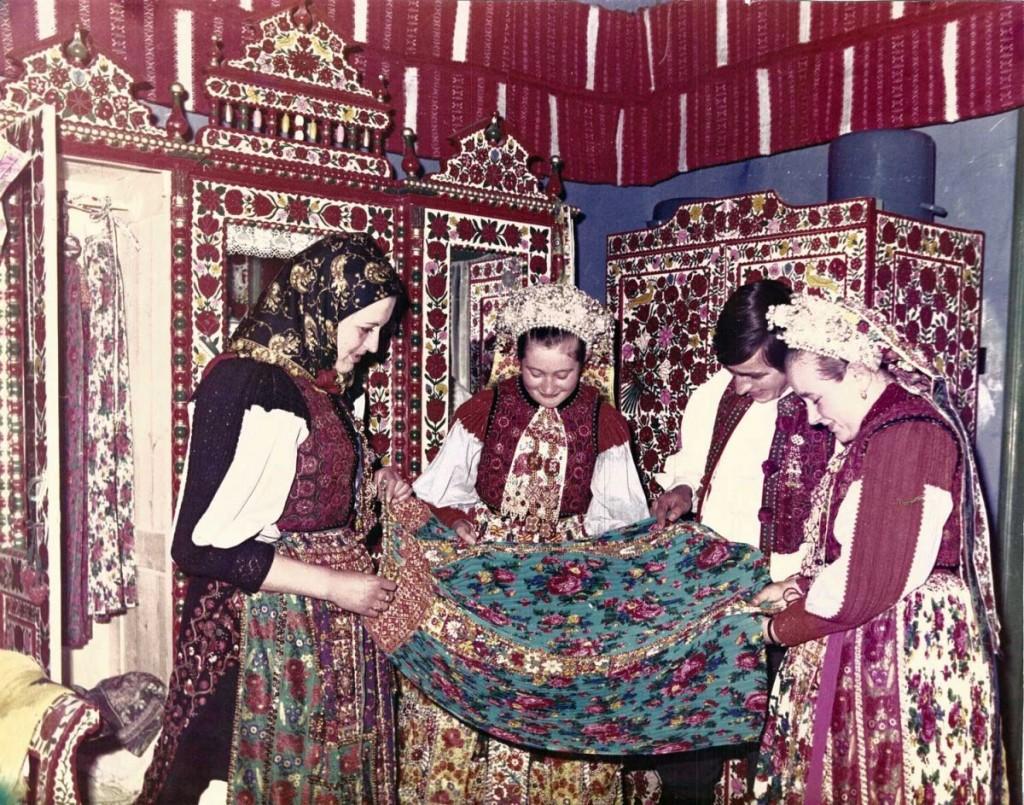 Marx Jozsef, Interior I Mentiune la festivalul Hercules 1979, 28.5 x 36.5 cm