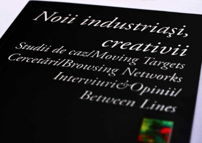 Noii industriaşi, creativii