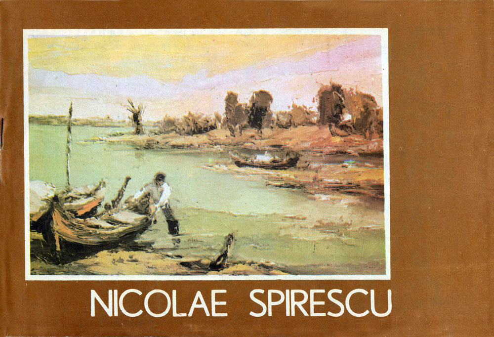 Expozitia Ciclul Delta, Nicolae Spirescu, Galati, iunie 1987