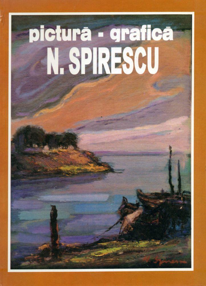 Mariana Tomozei Cocos, Album Nicolae Spirescu. Editura Alma Print, 2008