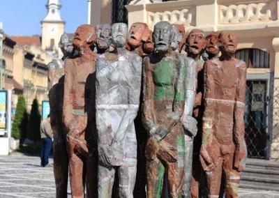 Aurel Vlad, Monumente în mișcare - Memoria Rezistenței (2)