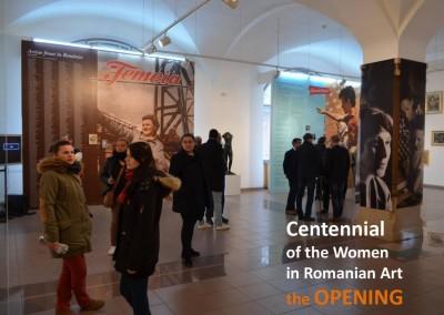 Centenarul femeilor din arta românească (1)