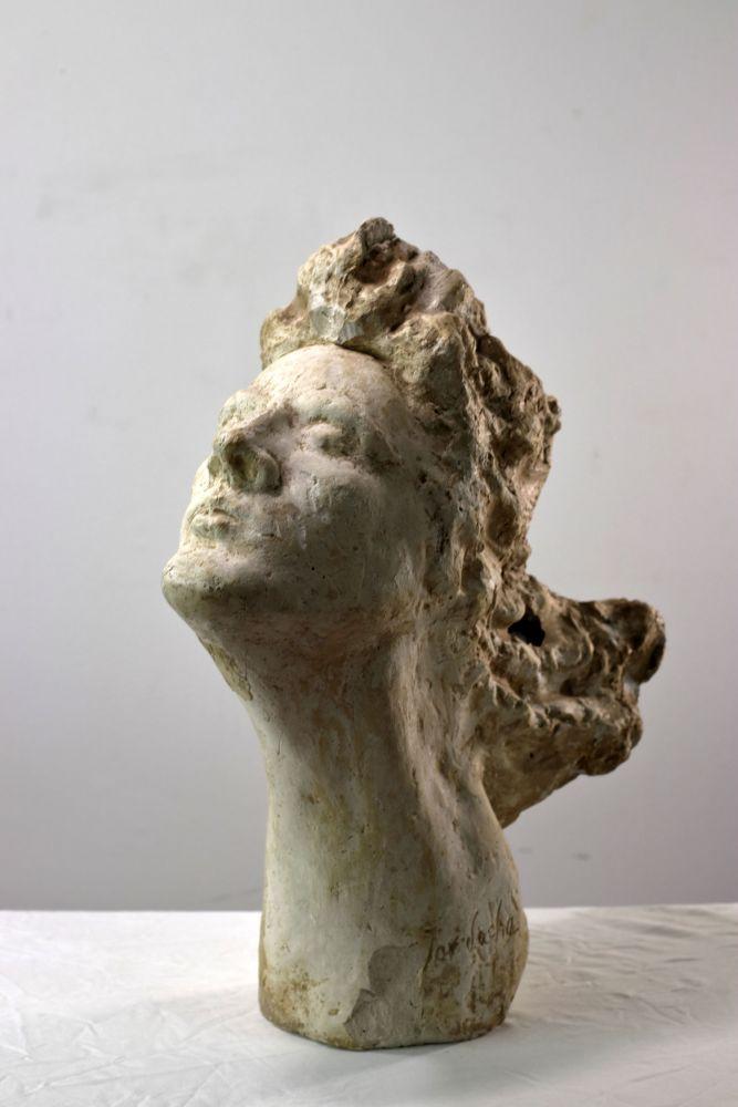 Constantin Iordache, Ecaterina Teodoroiu, 1971, 41x34x17 cm (2)