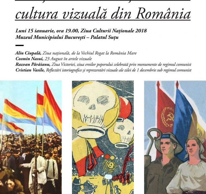 Zile și sărbători naționale în cultura vizuală din România