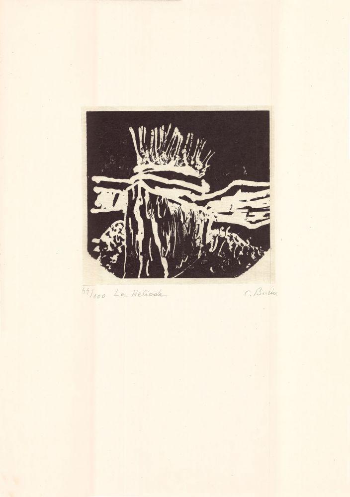 Constantin Baciu, La Heliade, 44from100, 51x37 cm