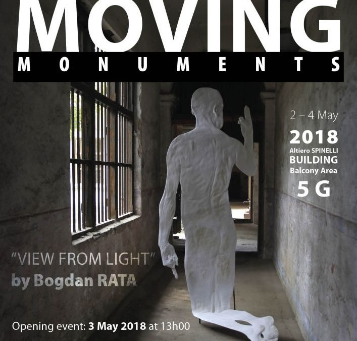 Moving Monuments at European Parliament