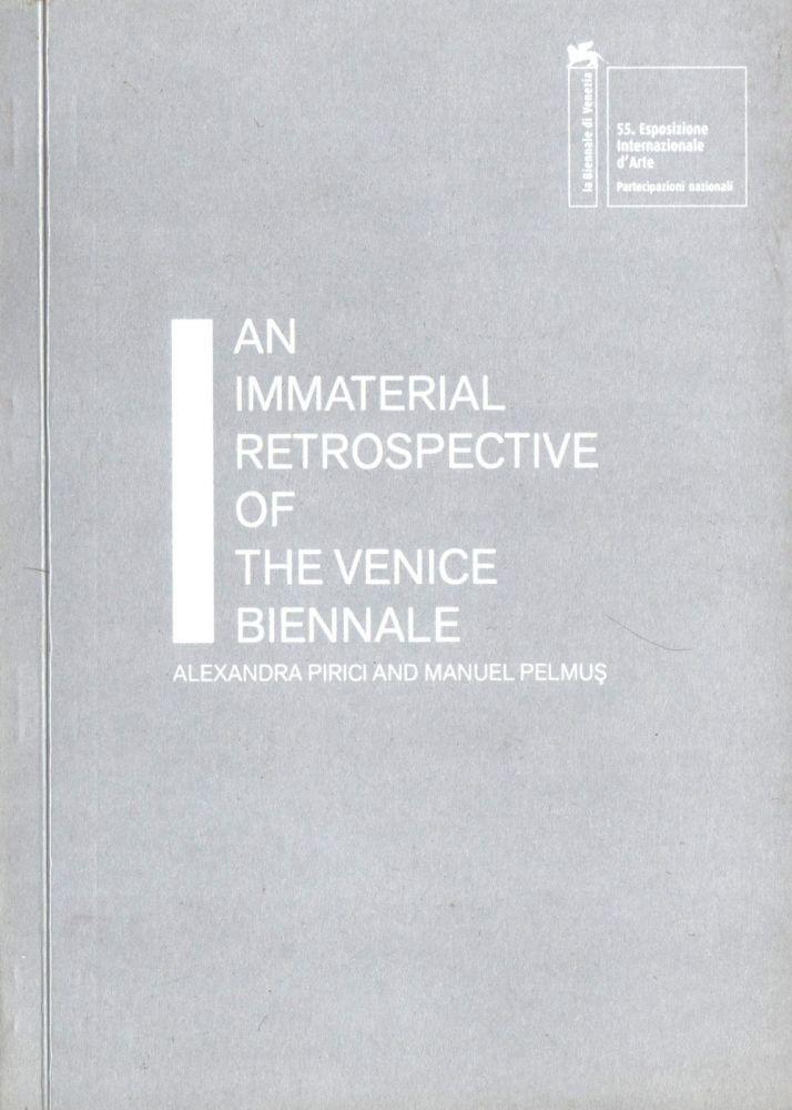 Alexandra Pirici and Manuel Pelmus, Romania Venice Biennale 2013