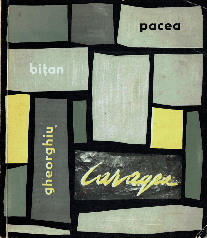 Ion Bitan, Ion Gheorghiu, Ion Pacea, Boris Caragea, Romanian Pavilion at the Biennale di Venezia in 1964,