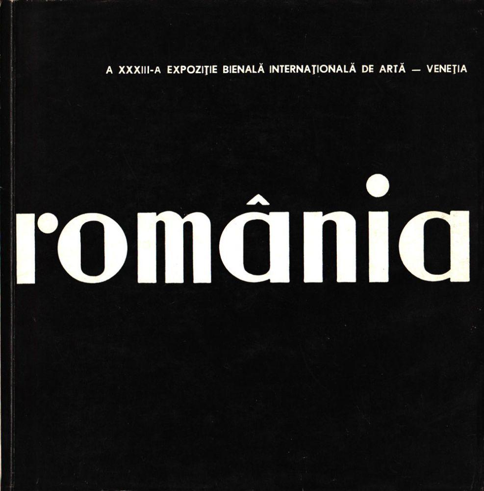 Ion Tuculescu, Romania Venice Biennale 1966
