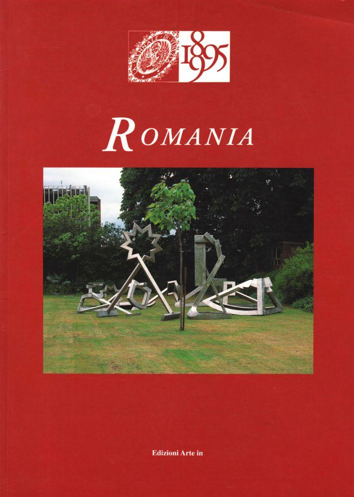 Brancusi's Heritage Romania Venice Biennale 1995