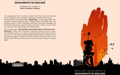 Moving Monuments / Monumente în mișcare – Cosmin Nasui