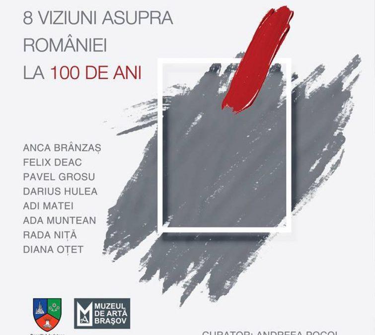 """Felix Deac în expoziția """"Centenart"""" @ Muzeul de Artă Braşov"""