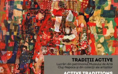Tradiții active, Editura Mega, Cluj Napoca, 2018