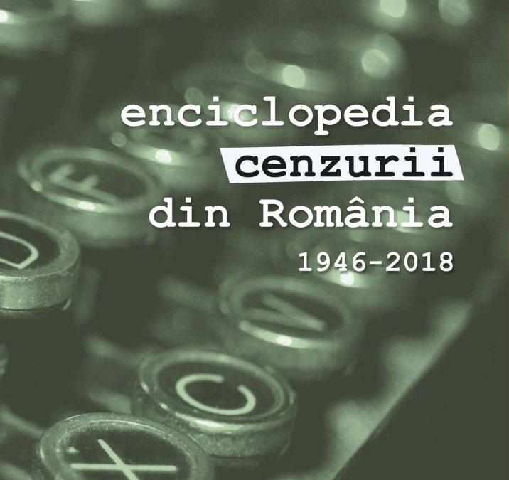 Enciclopedia cenzurii din România