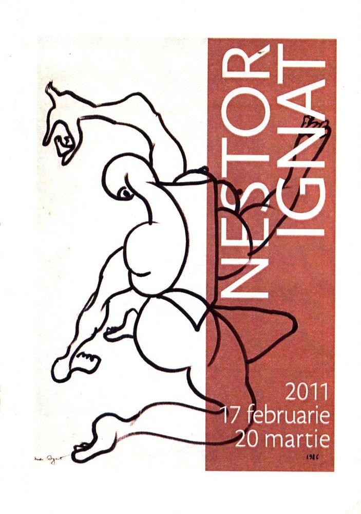 Nestor Ignat, Galeria Dialog, Bucuresti, februarie-martie 2011