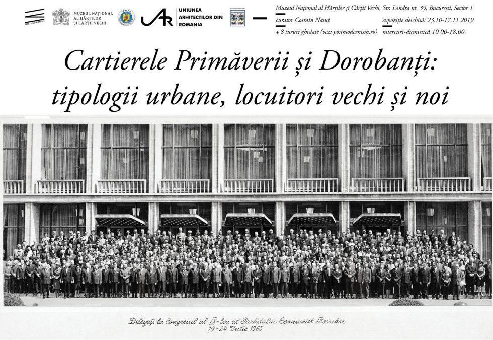 Cartierele Primăverii și Dorobanți: tipologii urbane, locuitori vechi și noi