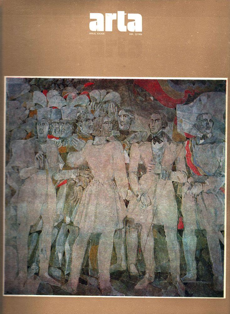 Revista Arta nr 3 1986