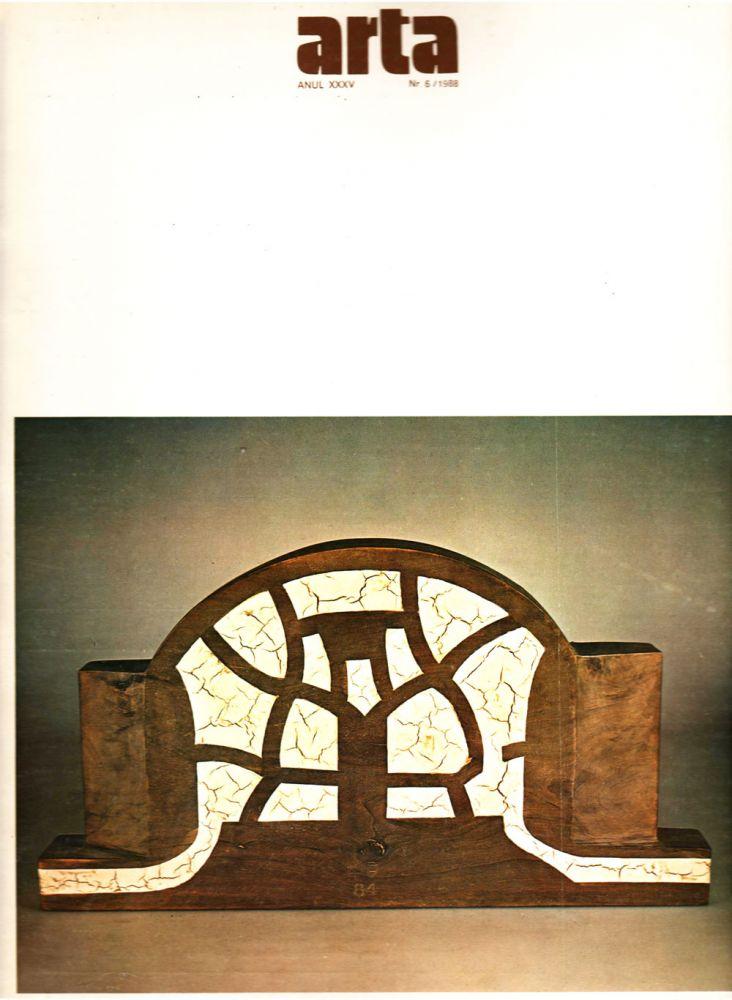 Arta nr 6, 1988