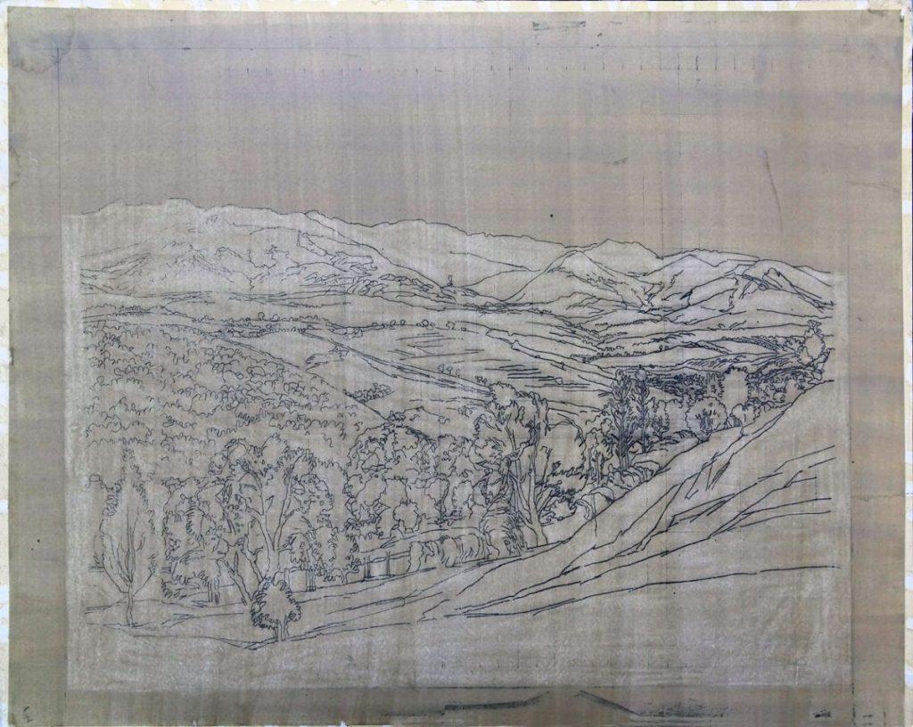 Vasile Celmare, Peisaj, 65x80 cm