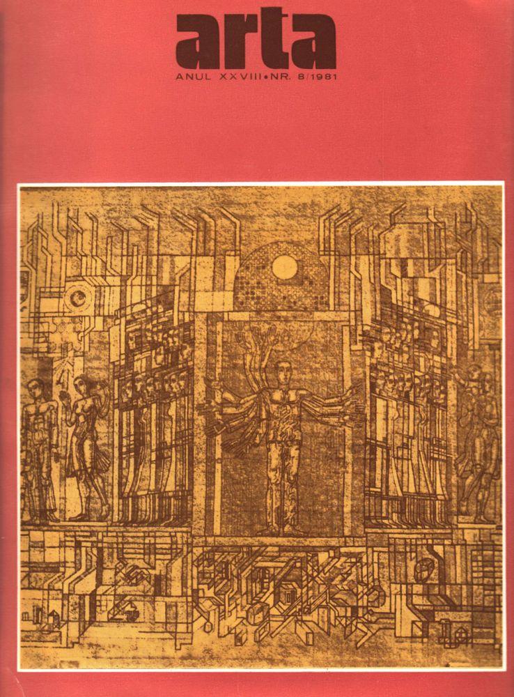 Arta nr 8, 1981