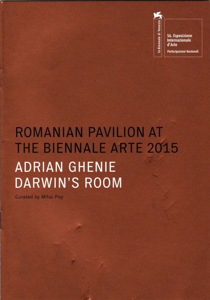 Romanian Pavilion at The Biennale Arte 2015, Adrian Ghenie Darwin s Room