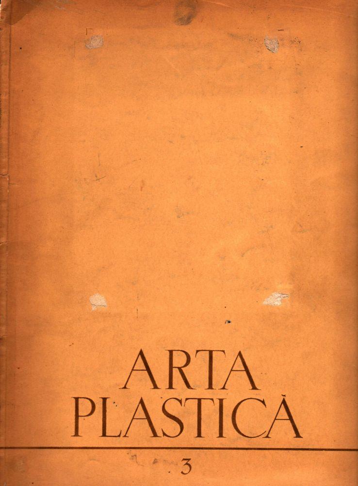 Arta nr 3, 1954