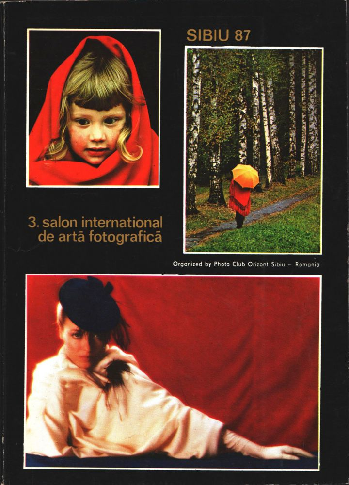 Sibiu 87 al treilea Salon international de arta fotografica